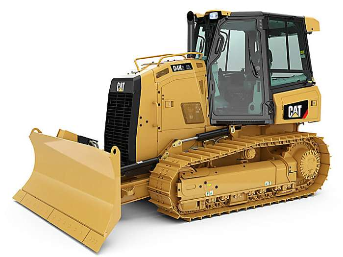 Бульдозер Caterpillar D4K2 XL
